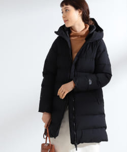 THE NORTH FACE / Windstopper Down Shell Coat