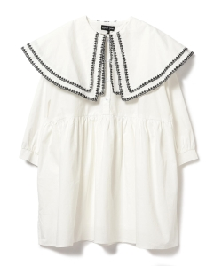 sister jane / Bright Hour Bib Dress