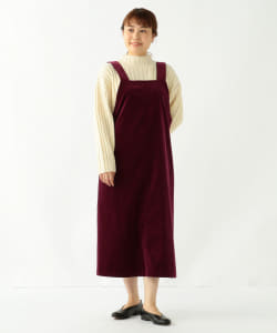 【アウトレット】sawa takai / Wide Strp Dress
