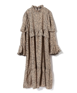 sister jane / Leopard Maxi Dress