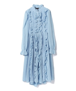 sister jane / Ruffle Midi Dress