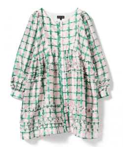 sister jane / Check Smock Dress
