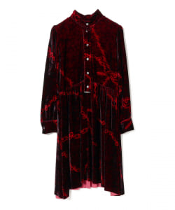 【アウトレット】Aries / Velvet Laura Dress