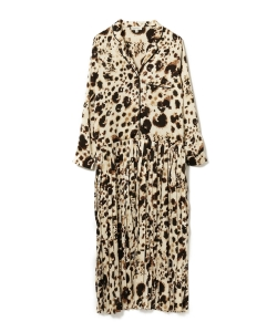 GHOSPELL / Leopard Maxi Dress
