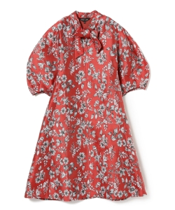 sister jane / Tilly Jacquard Midi Dress
