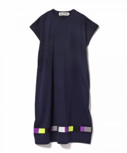 ALOYE / Capped Sleeve Dress