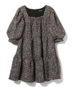 sister jane / Tweed Mini Dress