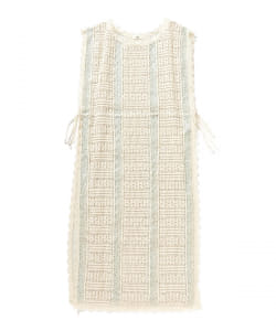 Uhr / Rustic Lace Dress●