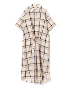 sawa takai / Double Pocket Shirt Dress●