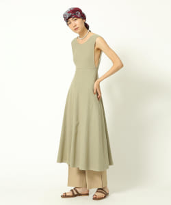 LOS ANGELES APPAREL × Ray BEAMS / 別注 Jasmine Dress