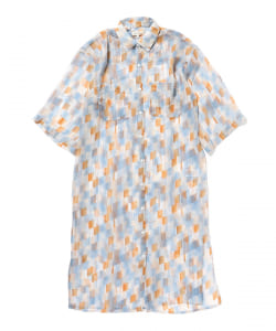 GHOSPELL / Scrmblr Shirt Dress