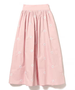 sister jane / Dallas Daisy Embroidered Skirt