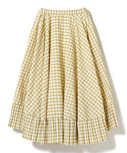 GHOSPELL / Pleated Skirt