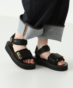SUICOKE × Ray BEAMS / 別注 NR-VPO 運動涼鞋