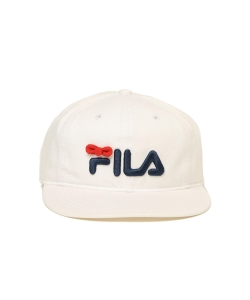 ◇HELLO KITTY×FILA×BEAMS JAPAN / リボンロゴ キャップ