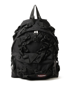 BEAMS COUTURE × EASTPAK / リボンまみれのEASTPAK<BLACK>