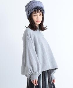 CAROLINA GLASER / ボリューム スウェットシャツ