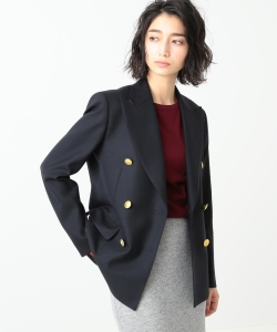 【予約】MADISONBLUE / W6B SHORT JACKET POLWARTH●