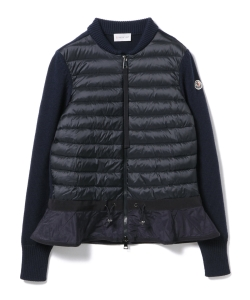 【ショップ限定商品】MONCLER / Knitted cardigan▲