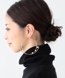 MARIA BLACK / SHOWTIME ループピアス