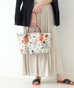 【WEB限定】ROBERTA PIERI / FLOWER NATURE SD トートバッグ