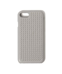 THE CASE FACTORY / BORCHIE シルバースタッズ iPhone7 ケース