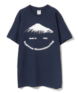 <MEN> EPPERSON MOUNTAINEERING / 富士山 プリント Tシャツ