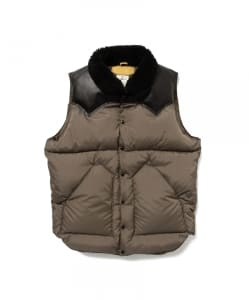 ROCKY MOUNTAIN FEATHERBED / <Men's>christy down vest