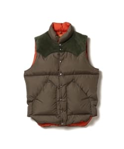 <MEN> ROCKY MOUNTAIN FEATHERBED / ダウン ベスト ◎