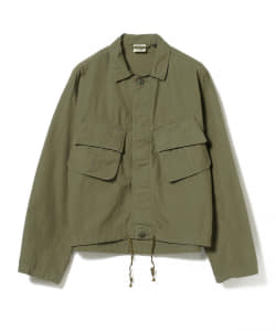 <WOMEN>orSlow / US ARMY ショートジャケット