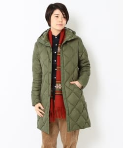 ROCKY MOUNTAIN FEATHERBED × fennica / <Women's>6Month hoodie Down coat 2016AW
