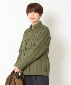 <WOMEN>ROCKY MOUNTAIN FEATHERBED × fennica / 6Month チャイナ ダウンジャケット 17AW