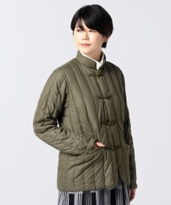 <WOMEN>ROCKY MOUNTAIN FEATHERBED × fennica / 6Month チャイナ ダウンジャケット