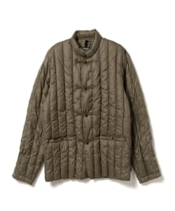 <MEN>ROCKY MOUNTAIN FEATHERBED × fennica / 6Month チャイナ ダウンジャケット 17AW