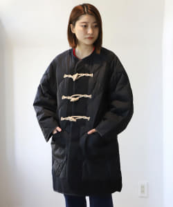 <WOMEN>ROCKY MOUNTAIN FEATHERBED × fennica / 別注 オホーツク ダウン ライナーコート