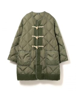 <MEN>ROCKY MOUNTAIN FEATHERBED × fennica / 別注 オホーツク ダウン ライナーコート