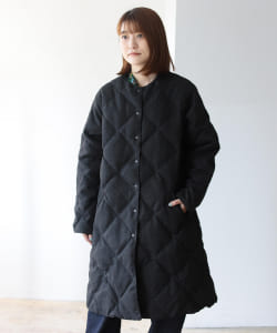 <WOMEN>ROCKY MOUNTAIN FEATHERBED / SYN TWEED ダウンコート