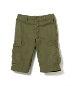 <MEN>BUZZ RICKSON'S / ARMY SHADE ショートパンツ