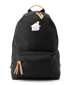 【一部予約】KID'S PACKERS × merrier BEAMS / 別注 仕切り付き 500D DAY PACK