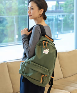 KID'S PACKERS × merrier BEAMS / 別注 仕切り付き 500D DAY PACK
