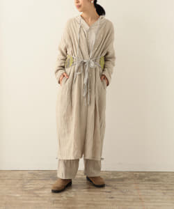 【予約】CATHRI / Linen Dress