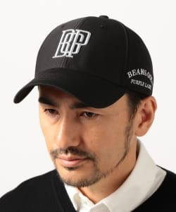 BEAMS GOLF PURPLE LABEL / カノコ キャップ