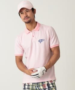 BEAMS GOLF ORANGE LABEL / カラー ポロシャツ