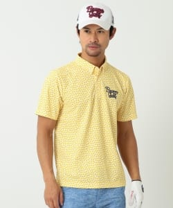 BEAMS GOLF ORANGE LABEL / SUNFLOWER ポロシャツ