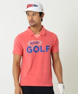 BEAMS GOLF ORANGE LABEL /