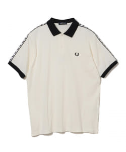 <MEN>FRED PERRY×BEAMS GOLF / 別注 LaurelTape ポロシャツ