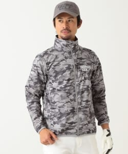 BEAMS GOLF ORANGE LABEL / 迷彩 ブルゾン