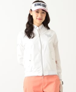 BEAMS GOLF ORANGE LABEL / タフタ ブルゾン
