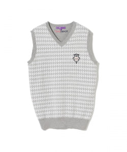 BEAMS GOLF PURPLE LABEL / アーガイル ベスト