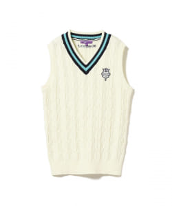 BEAMS GOLF PURPLE LABEL / チルデン ベスト